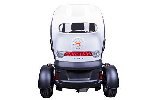 Elektromobil mit Kabine 2 Pers. 1500W Bild 5*