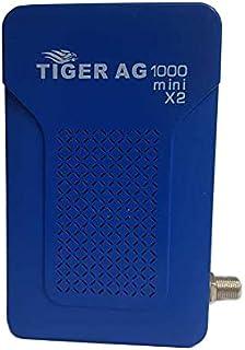 Digital satellite HD Reciver Tiger AG-1000 mini X2 - Blue , 2724449308012