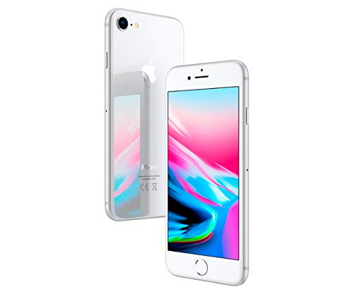 Smartphone Apple Iphone 8 4,7' Apple A11 Bionic 2 GB RAM 64 GB (Ricondizionato) Argentato
