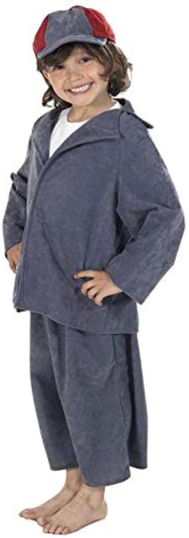 IdealWigsNet Evakuierter Junge WW2 Kostüm B07NV38WLT Modernes Design  | Sorgfältig ausgewählte Materialien