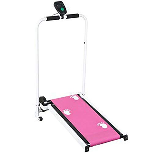 Buy Bargain Mini Mechanical Treadmill Machine Indoor Sports Silent Portable Folding Walking Machine ...