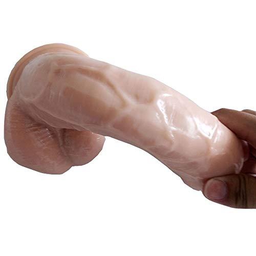 """HYLHYL5-F Anál Plǔg, 23,5 cm / 9,25\"""" Quiet Power-Super Huge Lang Größe Female Frauen Selbst Spiel mit der Lust Massage - Saug-Massage Vergnügen"""