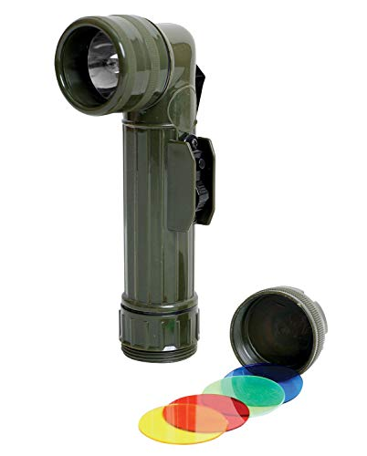 Rothco G.I. Type D-Cell Flashlights, Olive Drab