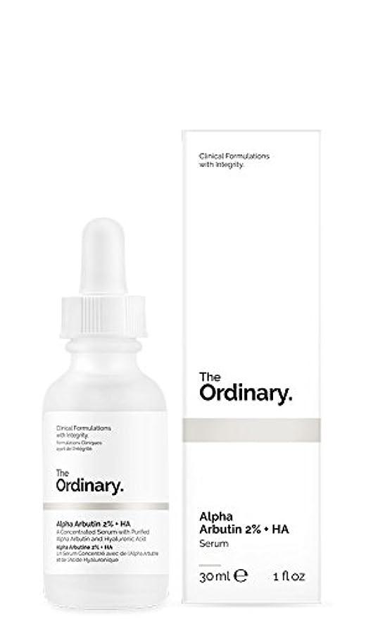 眉をひそめる熟練した気がついてThe Ordinary | Alpha Arbutin 2% + HA - 30ml