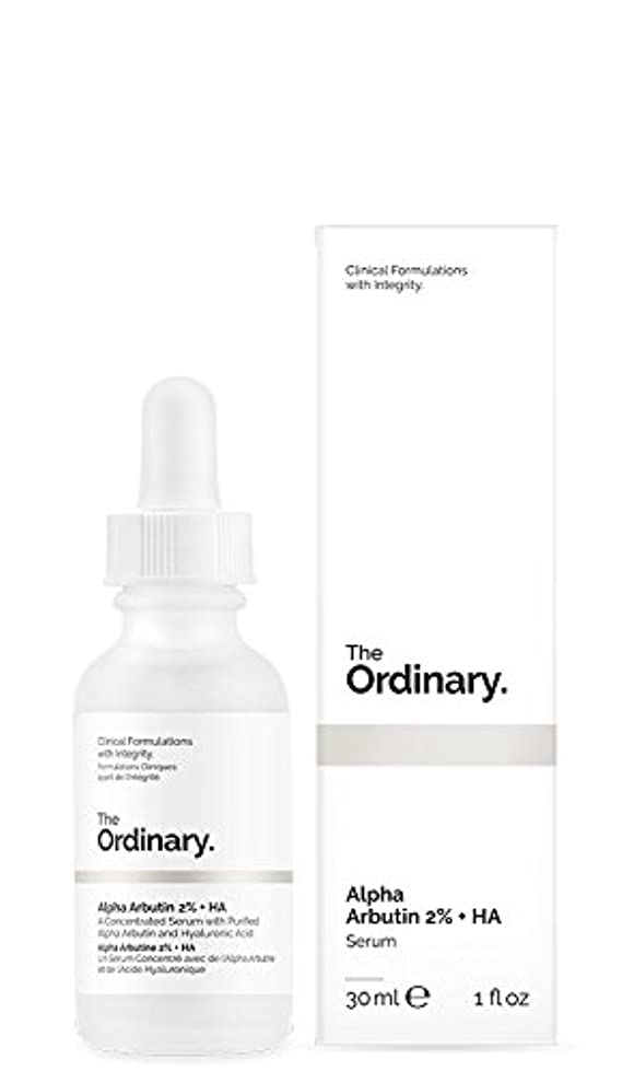 レーニン主義苦い財布The Ordinary | Alpha Arbutin 2% + HA - 30ml