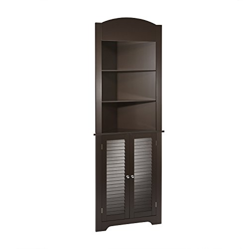 Top corner cabinet shelf for 2021