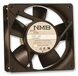NMB TECHNOLOGIES 4715MS-23T-B50-A00 AXIAL FAN, 119MM x 119MM x 38MM, 230VAC, 120MA