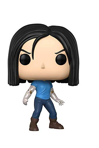 Pop Alita Battle Angel Doll Body Vinyl Figure