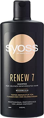 Syoss Shampoo Renew 7, 440 ml