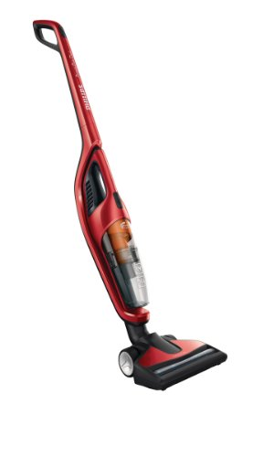 Philips FC6162/02 2-in-1 Scopa elettrica cordless e Aspirabriciole PowerPro Duo