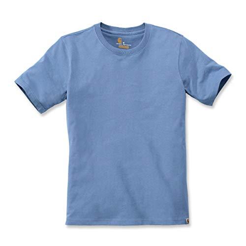 Carhartt Men's 104264 Workwear Solid T-Shirt - Medium - French Blue