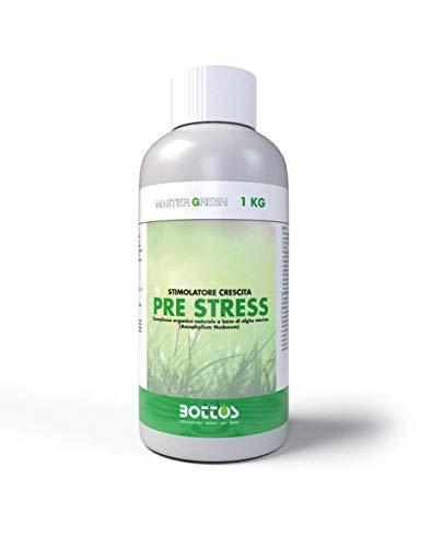 Concime Organico Azotato Master Green Pre-Stress per Prato 1 Kg BIO - Bottos