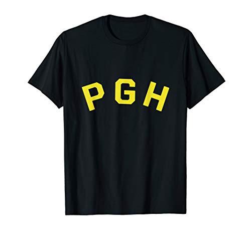 Pittsburgh T-shirt PGH