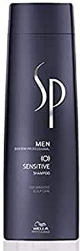 Wella SP Men Sensitive Shampoo, 250 ml