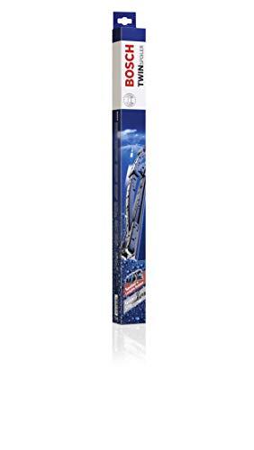 Bosch 3397118406 Twin Spoilers 533S - Limpiaparabrisas (2 unidades, 530 mm y 475 mm)