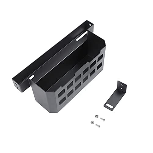 Rumors Organizador De Caja De Almacenamiento Multifunción del Tronco De Automóviles Ajuste para Jeep Wrangler JK JK Accesorios (Color Name : Black)