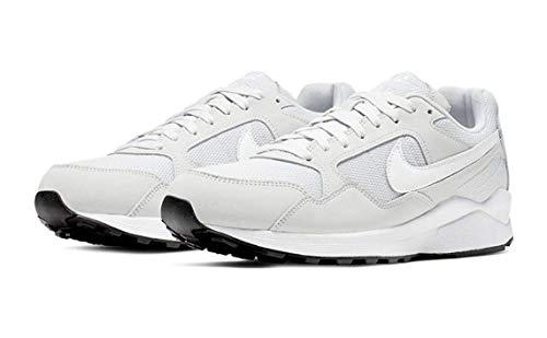 Nike Air Pegasus '92 Lite – Pure Platinum/White-Black, tamaño: 10,5