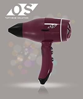 Velecta O/S Optimum Solution Blow Dryer in BLACK