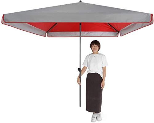 Parasol Doble layera de sombrilla y Protector Solar Gran Paraguas de Paraguas de Paraguas de Paraguas Paraguas Paraguas Plegable sin Base Fuerte y Robusta (Size : 2.2x1.8x1.9m/7.2x5.9x6.2ft)