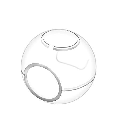 ETbotu Accessori per Console di Gioco, Fashion Hard Plastic Proteggi Cover Case Compatible with Nintend Switch Pokeball Plus Trasparente