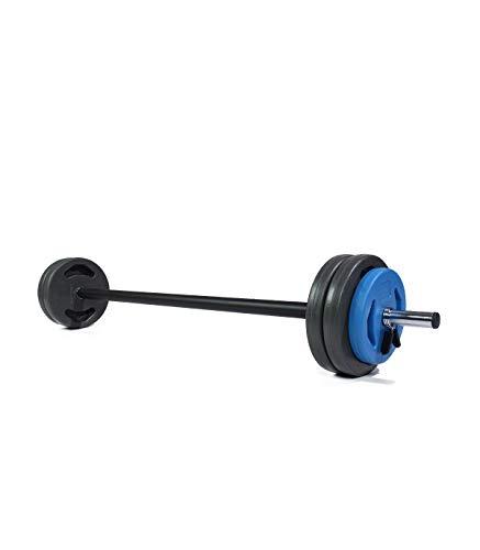 Grupo K-2 Wonduu | Body Pump 15 Kg. | Set De Barra Y Discos | Barra de Acero. Set de musculación