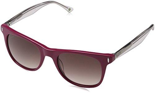 Vespa Unisex-Erwachsene Eye Sonnenbrille, Rot (Vinaccio), 51