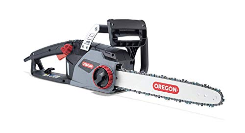 """Oregon CS1400 - Motosierra Eléctrica 2400 W (potente motosierra con barra guía y cadena ControlCut de 40 cm (16""""))"""