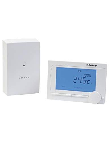 Thermostat d'ambiance AD 304 De Dietrich digital programmable hebdomadaire filaire modulant pour chaudière condensation
