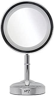 NO 7 Illuminated Make-Up Mirror New Improved
