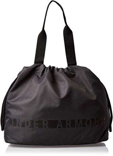 Under Armour Women's Favorite Tote Bag, Jet Gray//Black, One Size Fits All