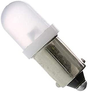 36-130V Miniature Bayonet LED Equivalent Miniature Light Bulb (5-Pack)