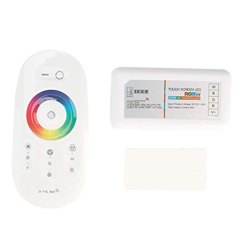 Wallfire 2. 4G Wireless Touch RF Fernbedienung Dimmer LED RGBW Controller für DC 12-24V RGBBW LED-Streifen