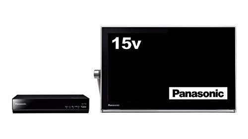 『パナソニック 15v型 液晶 テレビ プライベート・ビエラ UN-15T5-K HDDレコーダー付 2015年モデル』の1枚目の画像