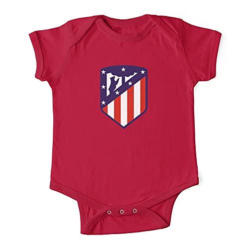 HABAH Body de bebé de una pieza para bebé Atlético de Madrid