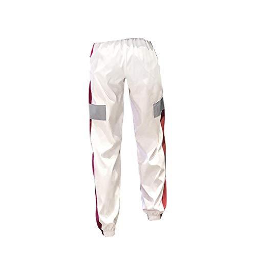Arichtop Pantalones de chándal Casuales para Mujer Pantalones de chándal Holgados de Baile para Mujeres, Pantalones Sueltos de Hip Hop para niñas Pantalones Holgados Deportivos