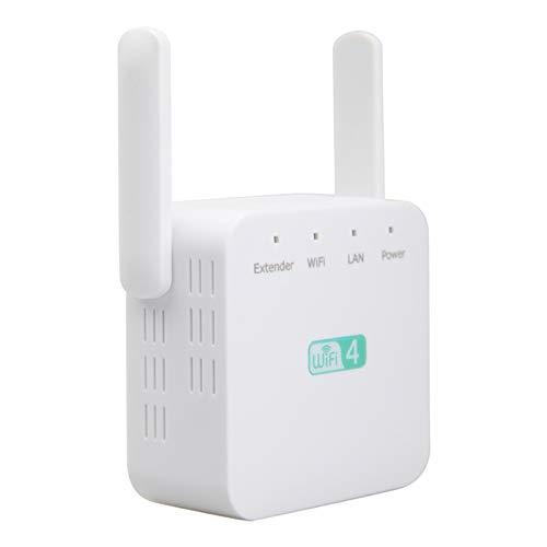Huaji 2.4Ghz Dual Band WiFi Extender Zen Booster 300M Internet Range Zenbooster Router señal Booster