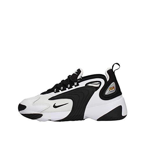 Nike Zoom 2K, Scarpe da Ginnastica Uomo, Multicolore (White/Black 101), 42 EU