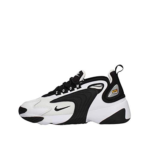 Nike Zoom 2K, Scarpe da Ginnastica Uomo, Multicolore (White/Black 101), 41 EU