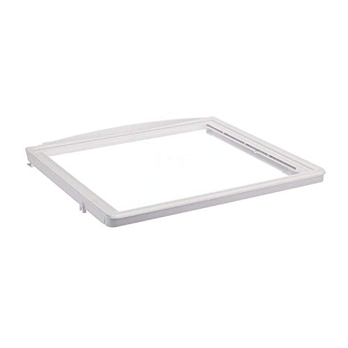 Lifetime Appliance 240599803 Crisper Pan Cover Compatible with Frigidaire Refrigerator