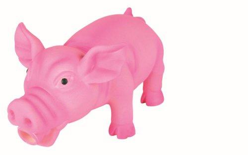 Cerdo con Sonido Original, Látex, 17 cm