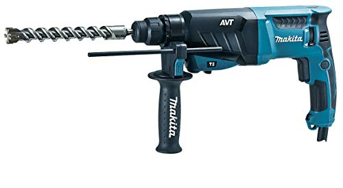 MAKITA HR2631F 1-Inch AVT 7-Amp Corded Rotary Hammer Drill Accepts SDS-PLUS Bits (Renewed)