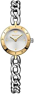 Juicy Couture Casual Watch, for Women, Analog, Metal, 1901511