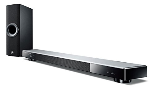 Yamaha YSP 2500 SI Sound Projektor (7.1 Surround Sound, Bluetooth) silber