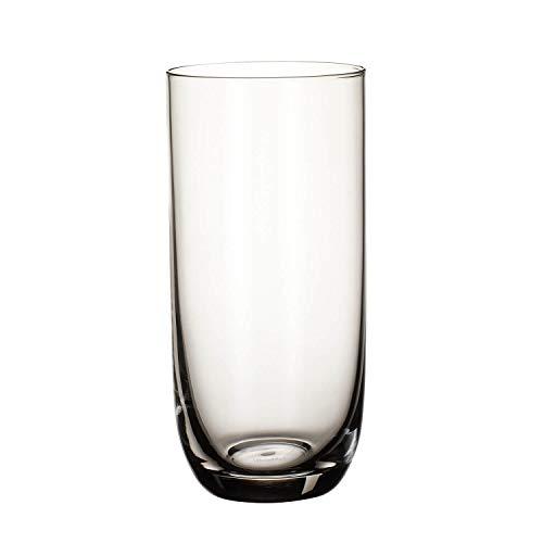 Villeroy & Boch la Divina Vaso de Tubo, 440 ml, Cristal, Transparente