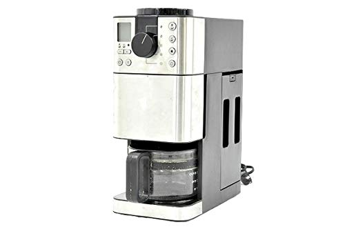 無印良品 豆から挽けるコーヒーメーカー 型番:MJ-CM1 38398165