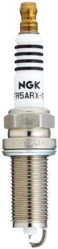 NGK [ 日本特殊陶業 ] イリシ゛ウムフ゜ラク゛[ IRIDIUM RX ]BKR5ERX-11P [ 4本セット ]ポンチカシメ型 [ STOCK NO. ] 93228 スパークプラグ