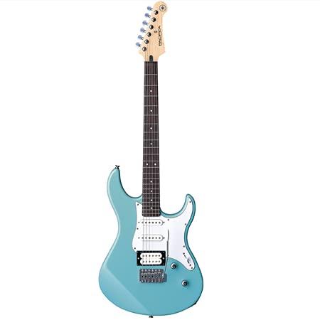 Yamaha Pacifica 112V E-Gitarre hellblau – Hochwertige E-Gitarre für Einsteiger in elegantem Design – Vielseitiger Klang durch eine durchdachte Tonabnehmerbestückung
