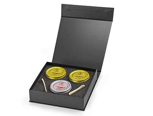 Russian Style Kaviar Geschenk-Set 3x 30g