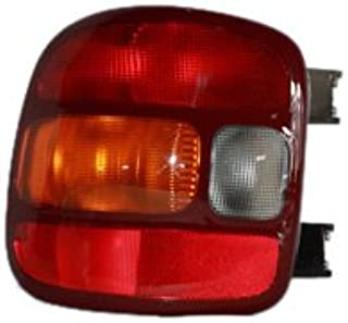 TYC 11-5200-01 Chevrolet/GMC Driver Side Replacement Tail Light Assembly