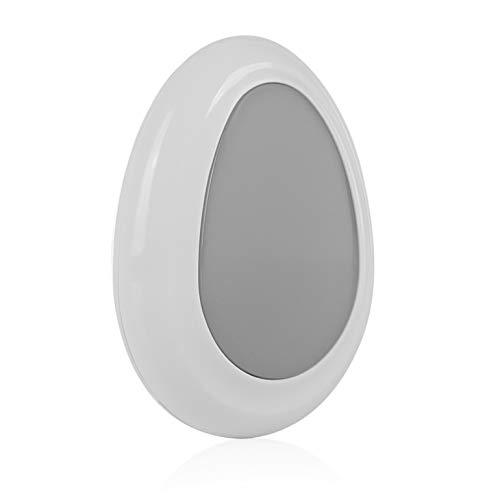 Smartwares FOT-14300 Funk-Zusatzfernbedienung für die Funkrauchmelder RM174RF und RM175RF, zur Komfortablen Funktionsprüfung, Bianco